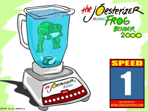 Frog Blender was downloaded 110 million times in 2000