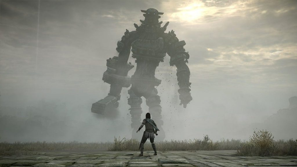 Haven't the creators of The Last Guardian created their new game?