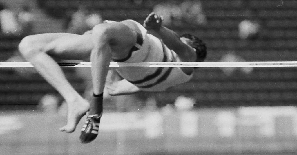 The rain deprived the Olympic medal of the best Hungarian high jump