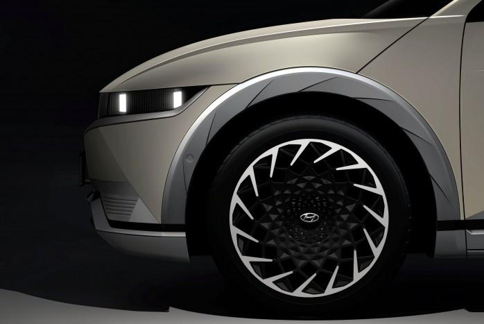 The new Hyundai Electric 2 will look strange