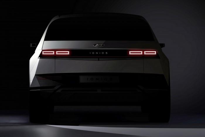 The new Hyundai electric car will look strange 1