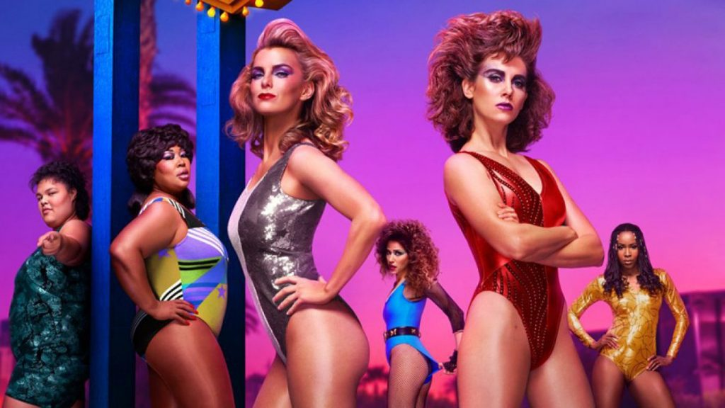 GLOW might have been clipped by Netflix, but one of the champions has an idea it could be shut down