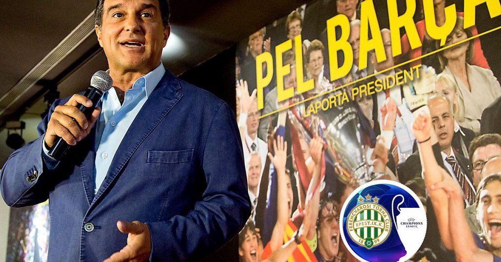 Barcelona: Juan Laporta fights for the presidency again