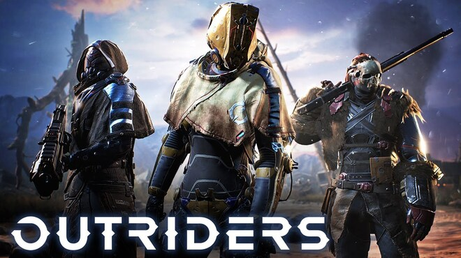 Tri-Trailer PC Outriders - PlayDome's online game magazine