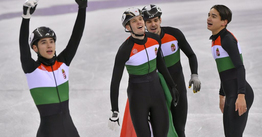 Index - Sports - The Olympic champion is the Hungarian men's basketball relay