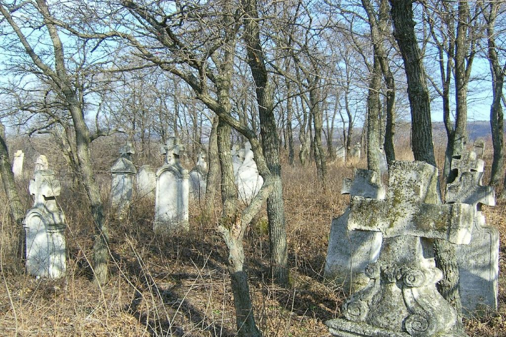 Cemeteries are not just places of worship