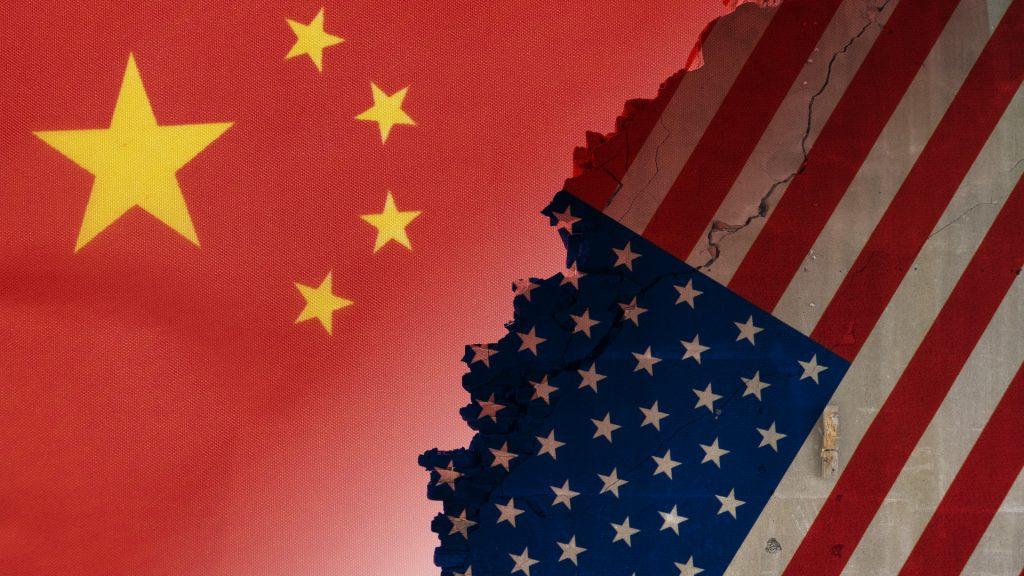 """China is imposing sanctions on 28 US citizens for """"foolish acts."""""""