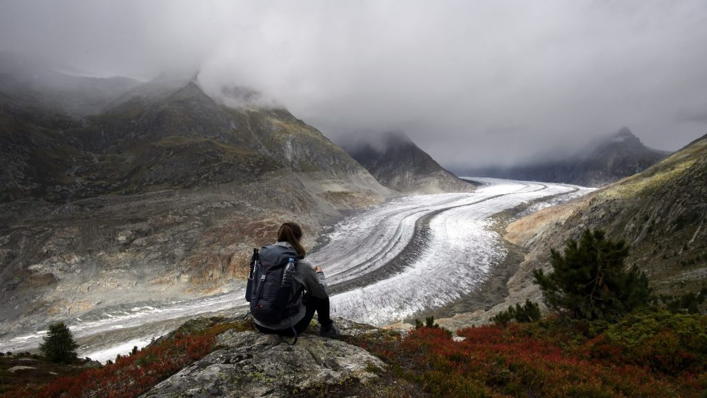 Could they have found a solution to melt the glaciers?