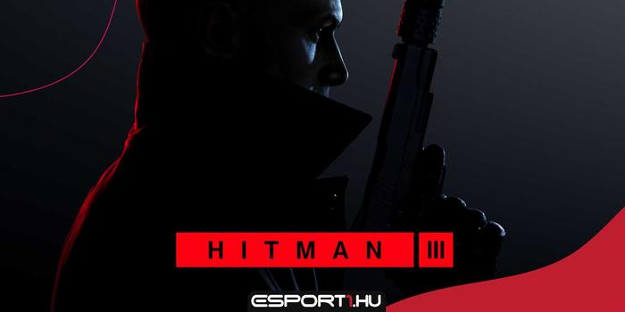 Esport 1 - all esports in one place!  Hitman 3 test