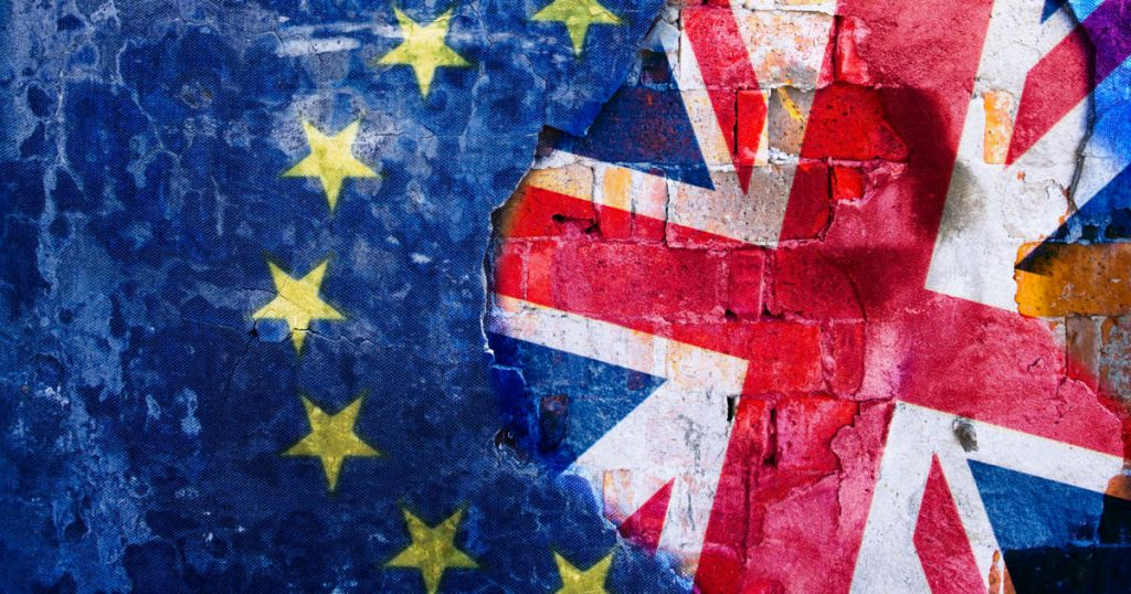 European Union leaders have already signed a trade agreement