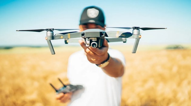 In America, it would be fun to have a small drone