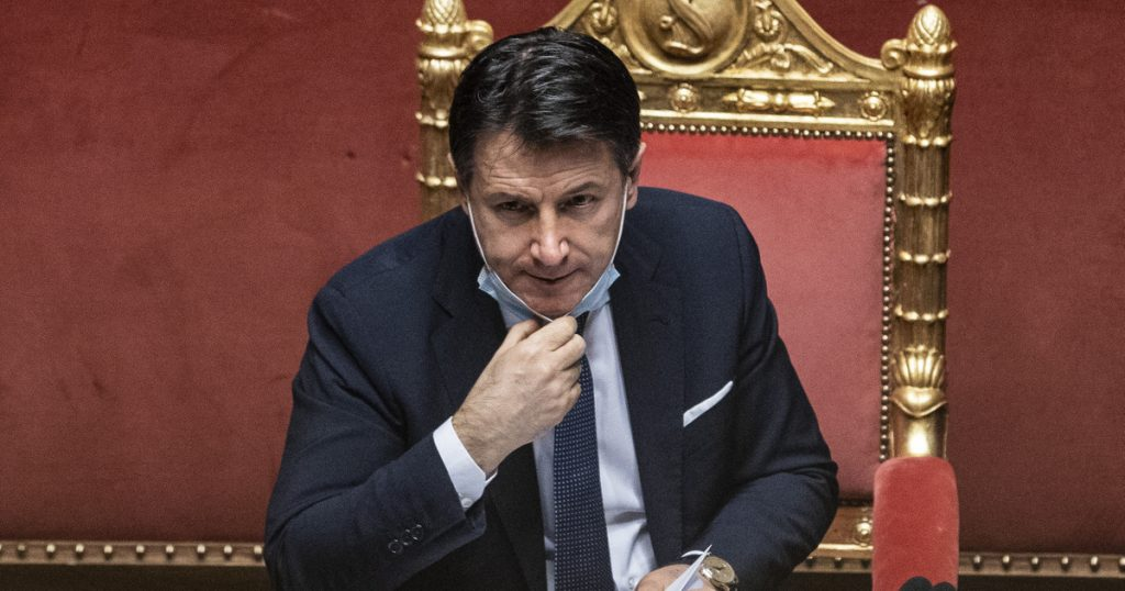 Index - Abroad - Italian Prime Minister resigns
