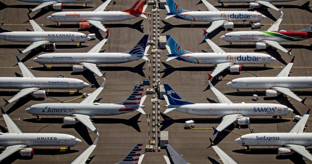 Index - Economy - Boeing's annual GDP fell to a smaller country last year