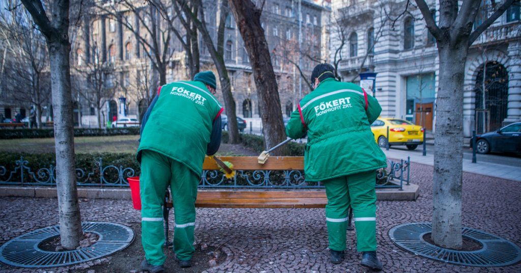 Index - Local - When it comes to Budapest, Christmas never gets too central