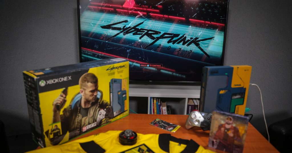 Index-Tech – CEO apologizes for Cyberpunk 2077