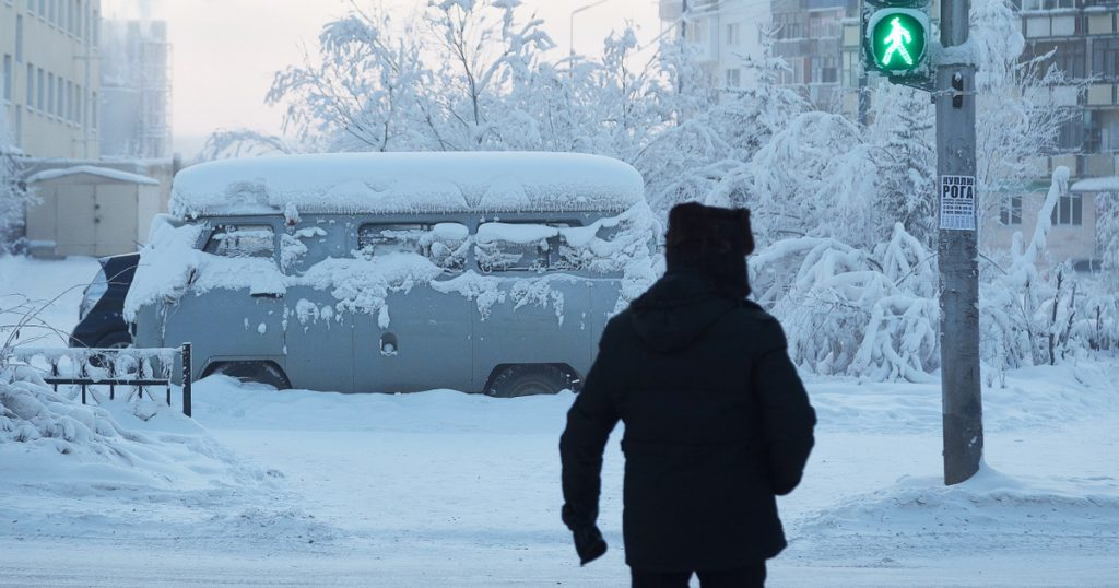 Index – Tech-Science – The frost is coming from Siberia, where there is only a frosty winter