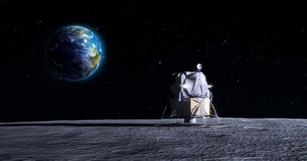 NASA: Fighting and scattering on the moon is prohibited