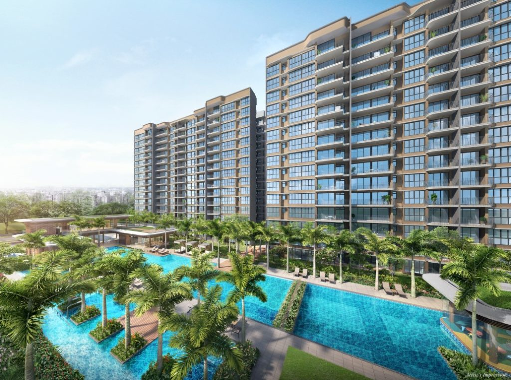 Parc Central Residences EC in Tampines to open for e-application from Jan 7