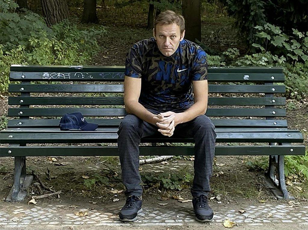 Return to Russia Alexei Navalny - 444
