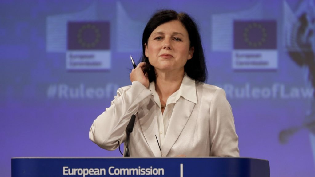 Rule of Law: According to Gorova, the European Court of Justice decision could take months