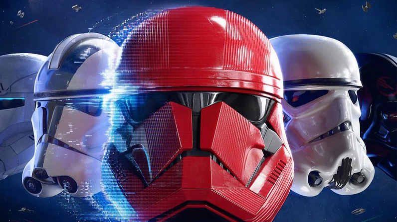 Some crazy people downloaded Star Wars Battlefront 2 for free from the Epic Games Store