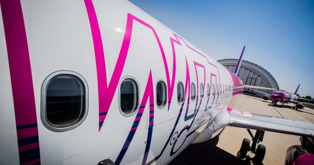 Wizz Air continues to expand in the UK