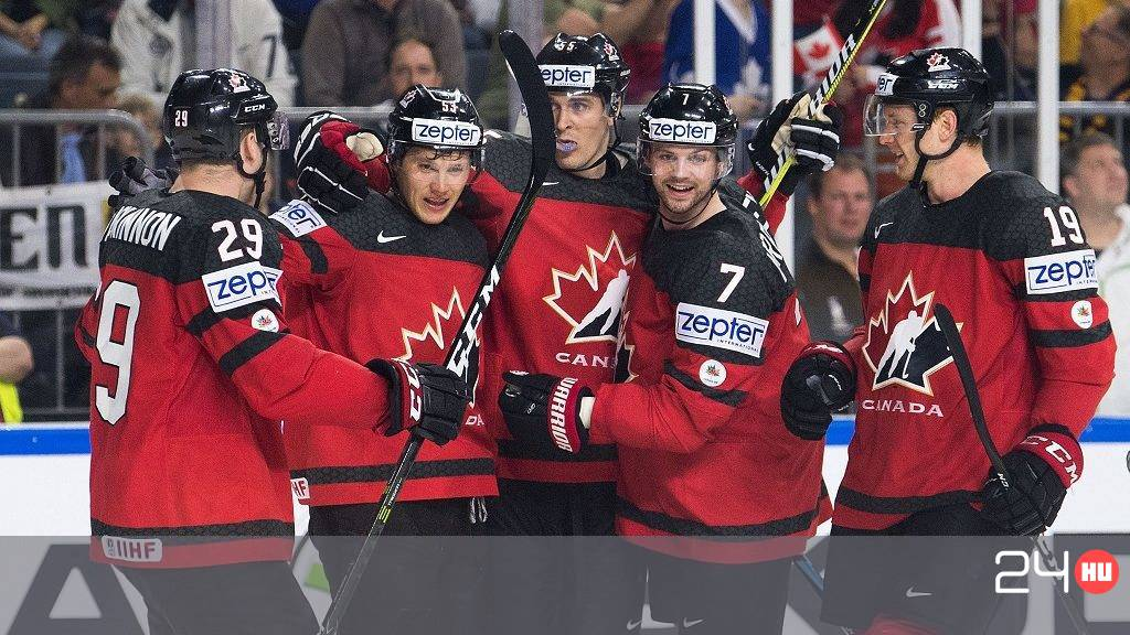 World Hockey Championship: Canada and Sweden are among the top four