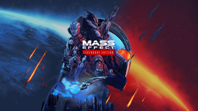 We have a release date for Mass Effect Legendary Edition