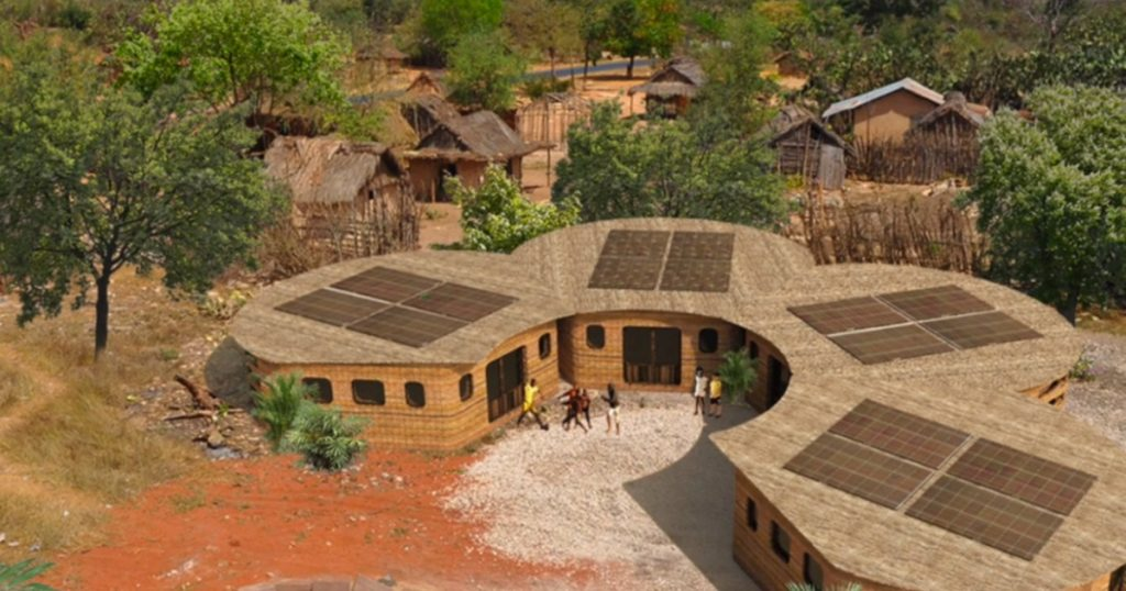 Index - Tech-Science - The world's first 3D printed school is built in Madagascar