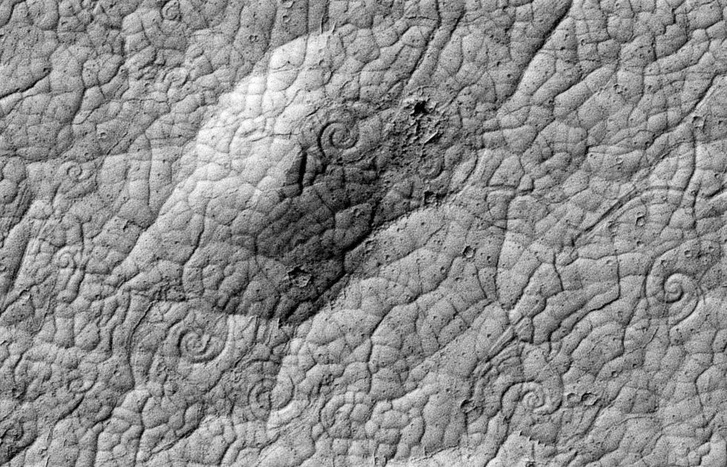 Lava scrolls