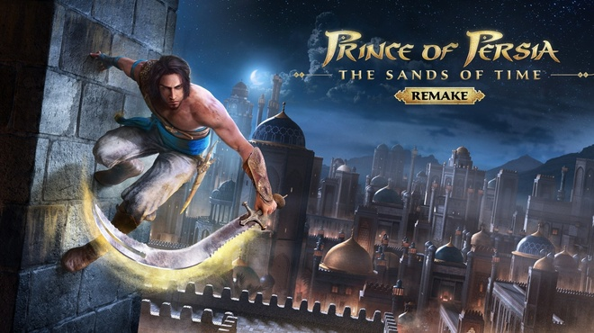 Most recently, Prince of Persia: The Sands of Time edition