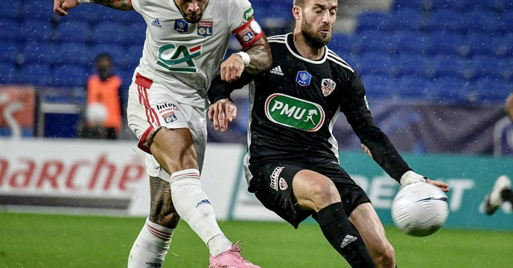 French Cup: Lyon sprayed by five high, Reese knocked out