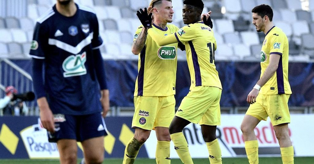 French Cup: A second-class team bid farewell to Bordeaux