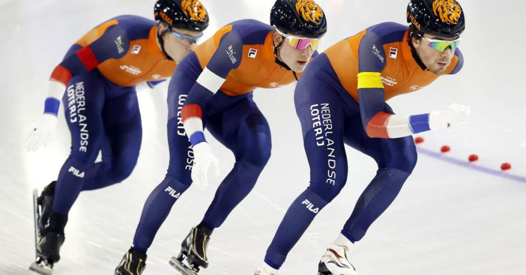 World Speed Skating Championships: Dutch Success in Pursuit