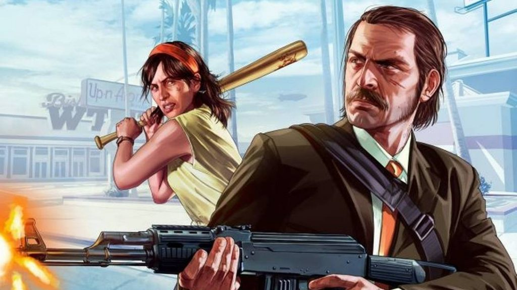 Is the first preview of GTA 6 already underway?
