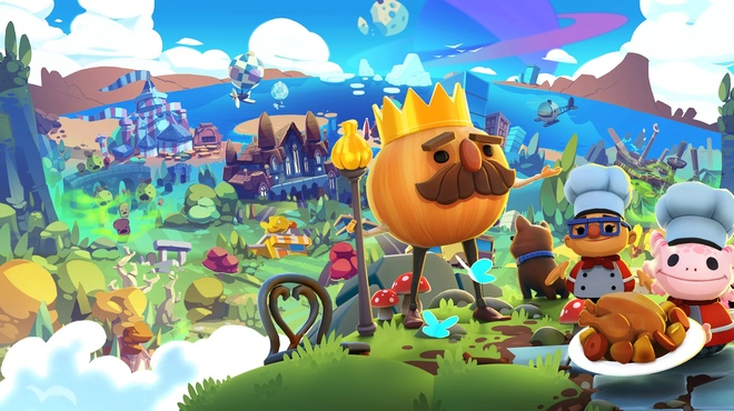 Overcooked is also available for Missing platforms!  All you can eat