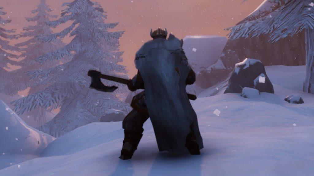 Viking Valheim surpassed Steam's second most popular game