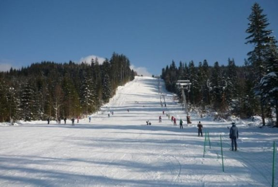 This is how the ski slopes of Harjita County await winter sports enthusiasts