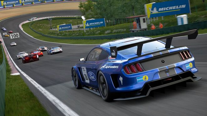This year, we're definitely not going to be racing Gran Turismo 7 anymore