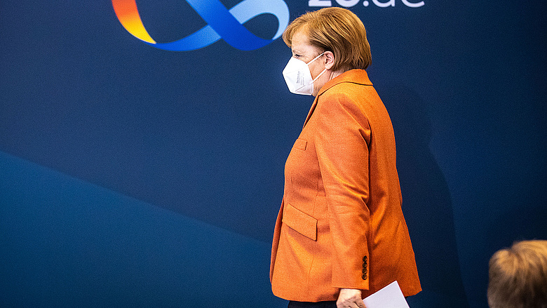Merkel's epidemiological master plan is complete, and a new revolutionary test is coming