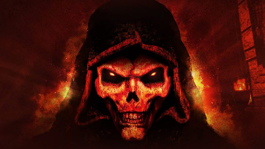 An unofficial video compares the basic and existing versions of Diablo 2