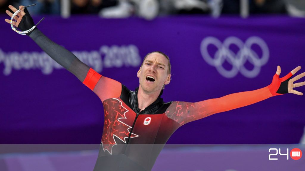 Another fast speed Dutch ski, but Canada is celebrating