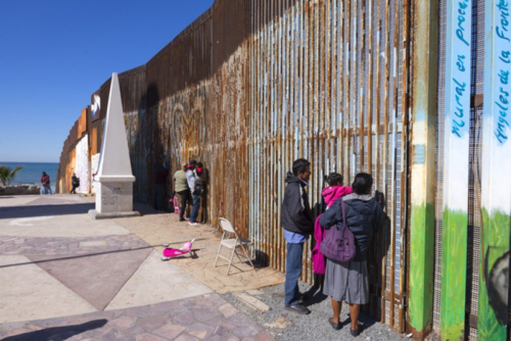 Asylum seekers have not yet been allowed to enter the United States from Mexico