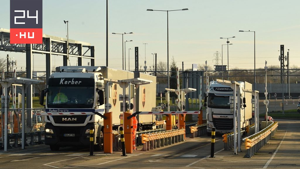 Goods coming from and destined for Britain are now exempt from customs duties