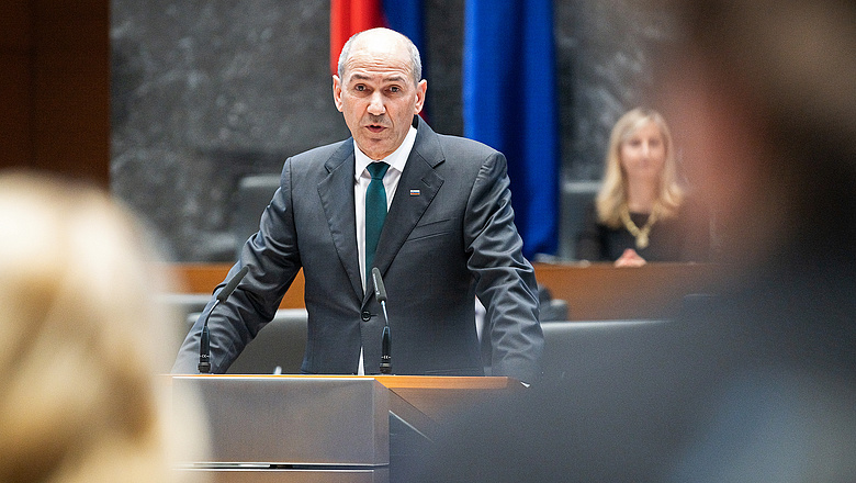 He was kissed but failed to oust Fidesz's ally in Slovenia