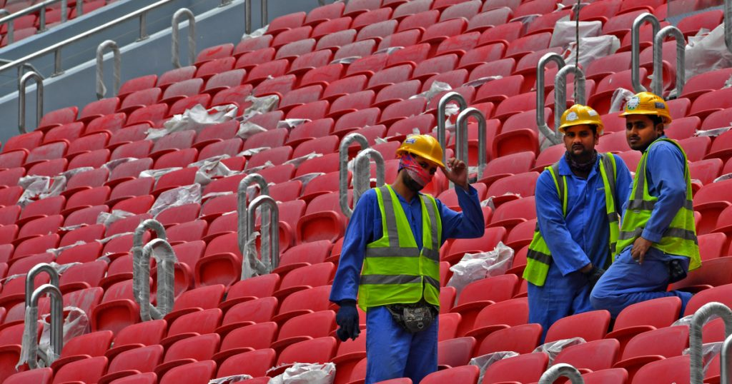 Index - Abroad - Thousands of guest workers have died in Qatar since Doha's preparations for the World Cup