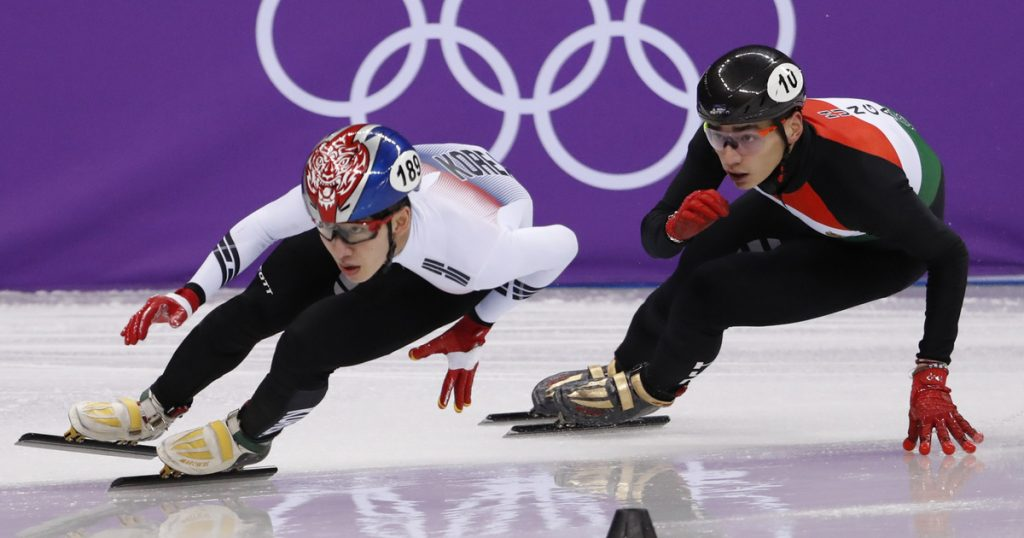 Index - Sports - Day 4 of the Pyongyang Winter Olympics