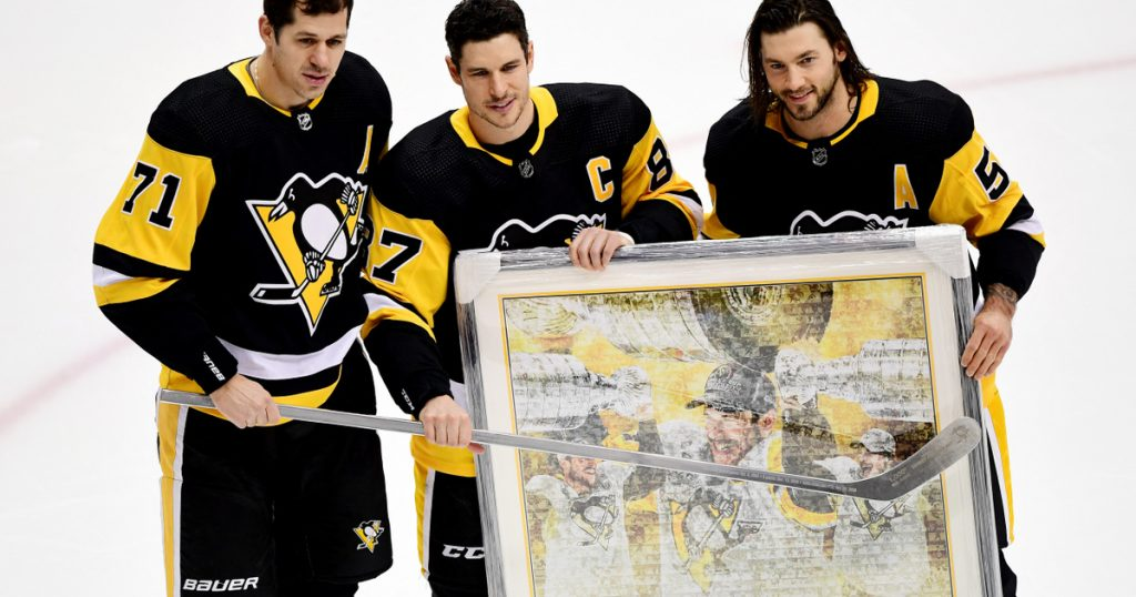 Index - Sports - Sydney Crosby wrote History on Ice after a serious head injury