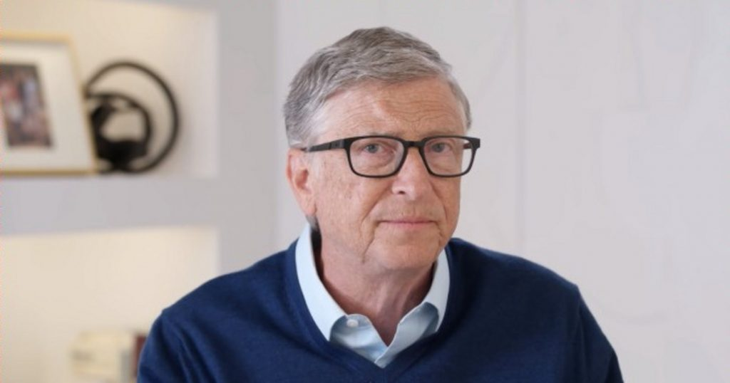 Indication - Outside - Bill Gates says bioterrorism could come after the coronavirus pandemic