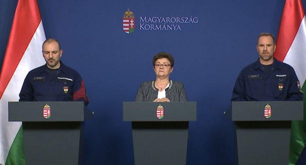 Operatív törzs: beléphetnek egymás országaiba a csehek, a szlovákok és a magyarok